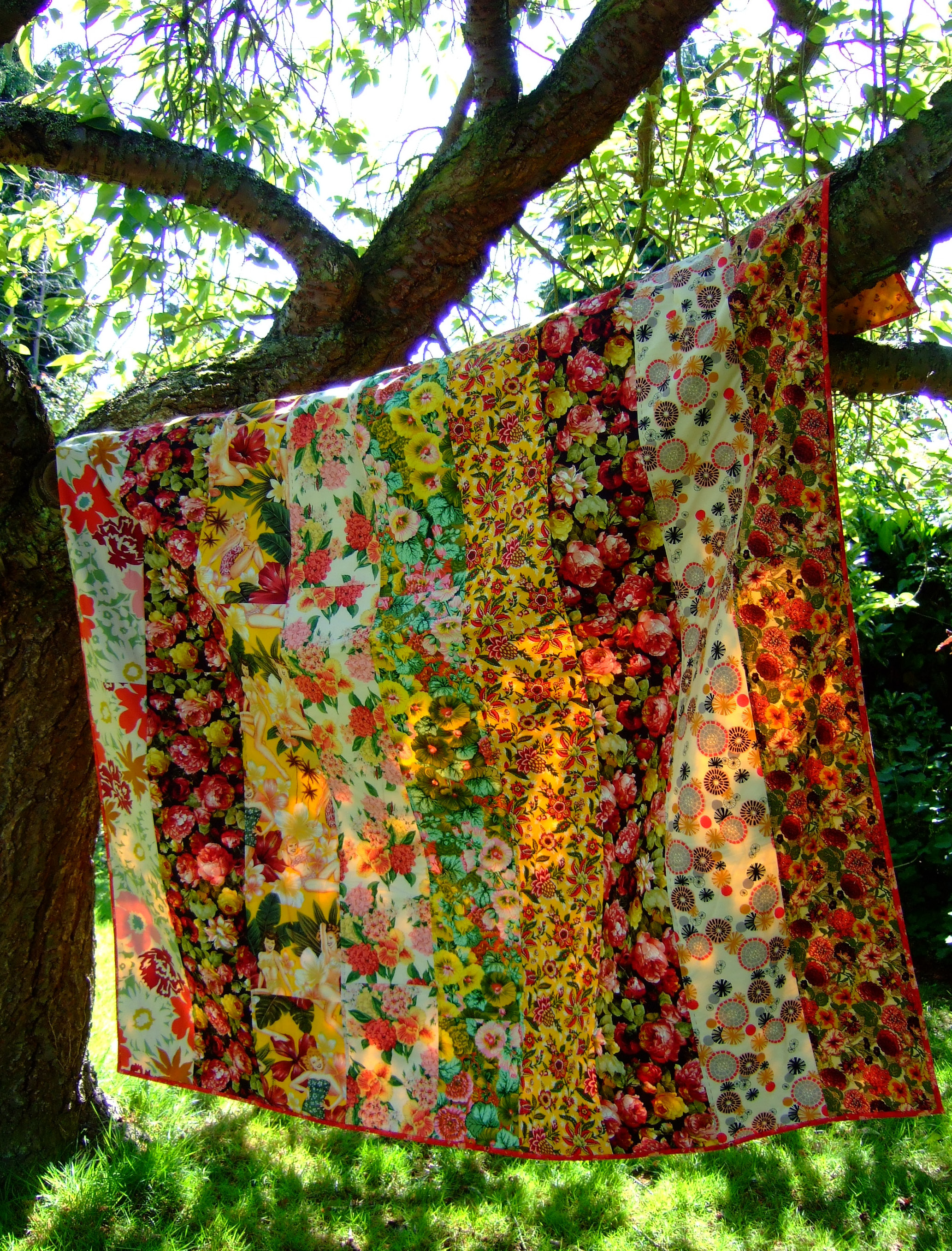 bohemian art patches fabric decorative bohozoho sold quilts listing il mini quilt by applique appliqu fullxfull