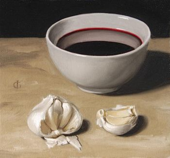 James gillick garlic and wine