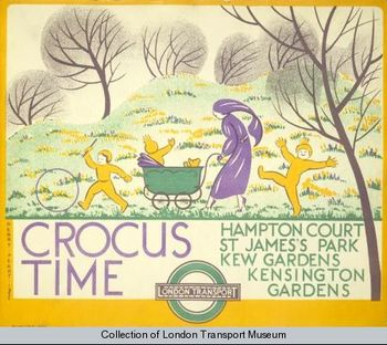 Crocus time henry perry 1935