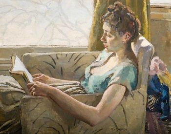 Reading ethel leontine gabain