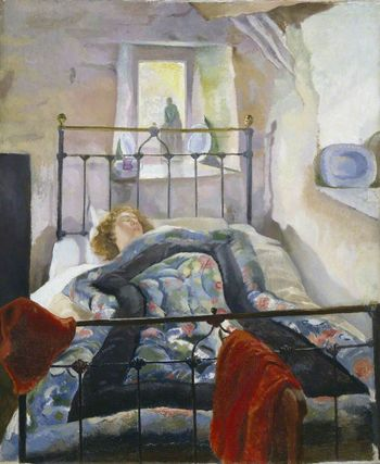 Sydney carline the eiderdown