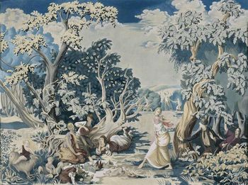 Mary adshead the picnic 1924