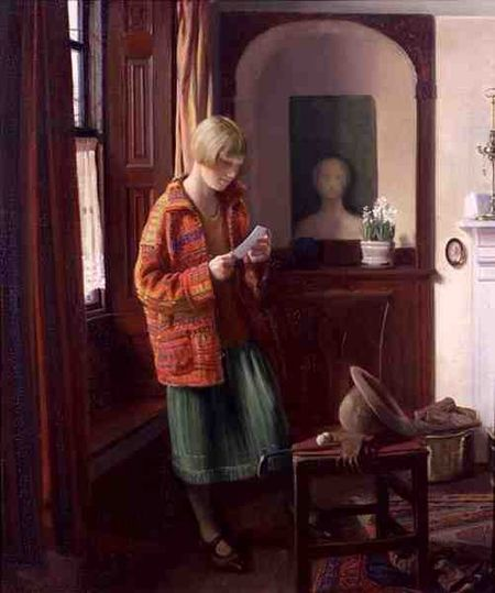 Louis ginnett the coat of many colours