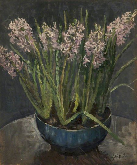 Hyacinths mary ethel hunter