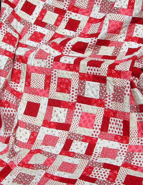 'Domestic Front' quilt